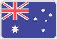 ارسال گل به استرالیا