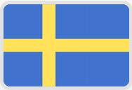ارسال گل به سوئد