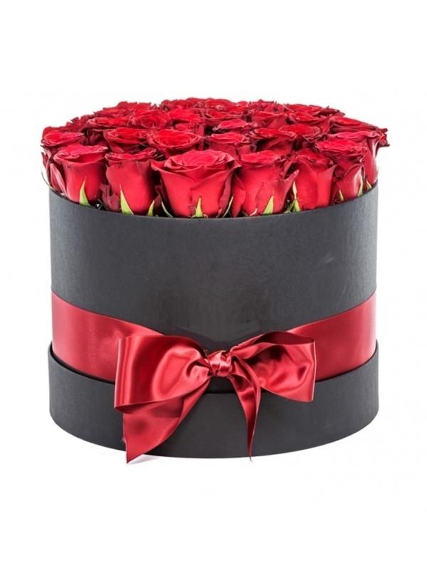 باکس کلاسیک گل رز هلندی