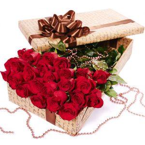 جعبه گل خواستگاری