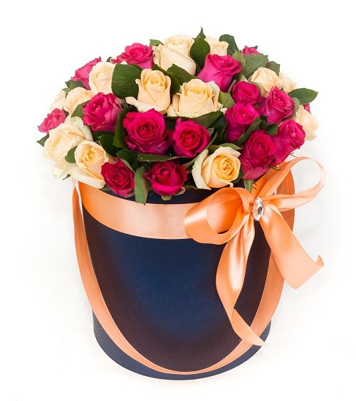 جعبه گل رز
