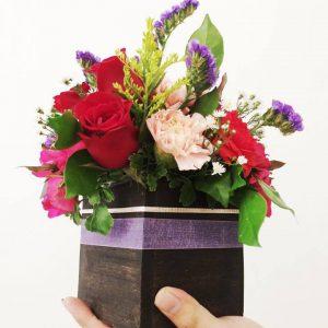 جعبه گل کوچک