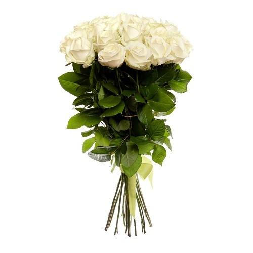 دسته گل سفید سورپرایز