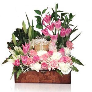 صندوقچه گل
